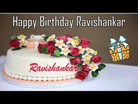Birthday quotes - Happy Birthday Ravishankar Image Wishes