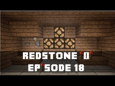 Redstone lamp - Don't forget to subscribe, rate and review! :D
