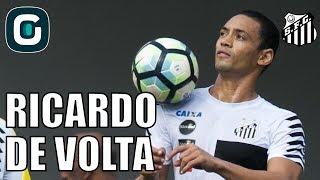 Peixe segue com preparação para encarar o Flamengo na Vila Belmiro, pela Copa do BrasilLevir Culpi poderá contar com Ricardo OliveiraAcompanhe também as nossas redes sociais:Facebook - https://www.facebook.com/gazetaesportivaTwitter - https://twitter.com/gazetaesportivaInstagram - https://www.instagram.com/gazetaesportiva