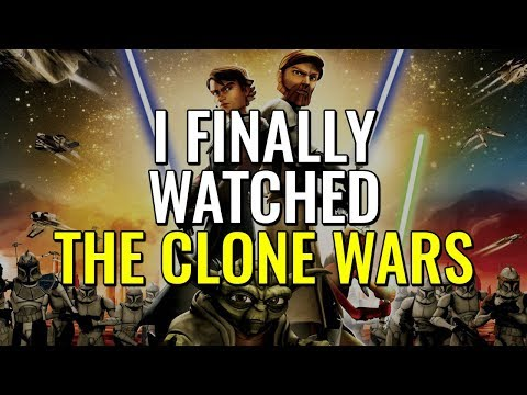 I Finally Watched The Clone Wars - Chronological Order | Cat & Mouse, Hidden Enemy, Clone Wars Movie