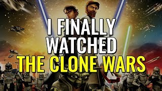 Video I Finally Watched The Clone Wars - Chronological Order | Cat & Mouse, Hidden Enemy, Clone Wars Movie MP3, 3GP, MP4, WEBM, AVI, FLV Juni 2018