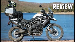 3. Triumph Tiger 800 / MotoGeo Review