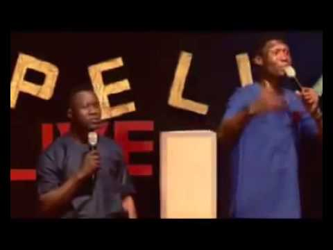 Comedy: Funny Nigeria English-Yoruba Translator