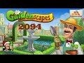 GARDENSCAPES Gameplay - Level 2094 (iOS, Android)