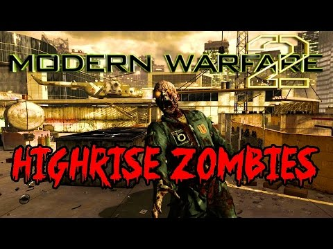 SOG Zombies MACHETE ONLY Challenge!· Call of Duty World at War ...