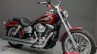 4. 2007  HARLEY DAVIDSON  FXDL DYNA LOW RIDER - National Powersports Distributors