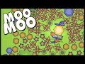 MOOMOOIO BEST CLAN WAR EVER! Best Strategies To Max Level MooMoo! (Moomooio Trolling New Update)