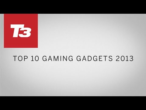 Best gaming tech and gadgets 2013