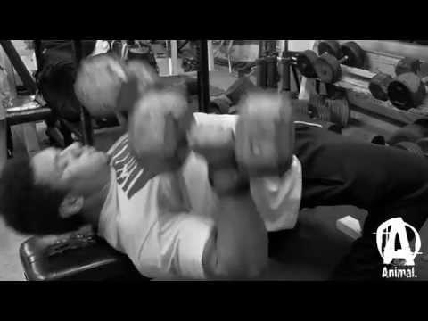 smashing - New training partners and fellow Animal athletes, Kevin