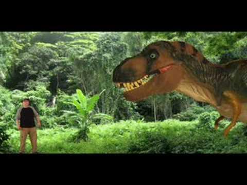 T-Rex Animation