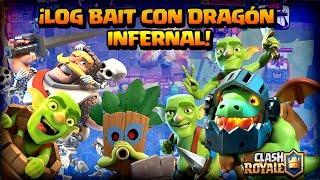 ¡¡Hola a todos!!En el segundo vídeo de hoy os traigo el típico mazo de log bait modificado por mi, incorporando al dragón infernal. En este vídeo os enseñaré a usarlo e intentaré no manquear en exceso jajaja.¡Espero que os guste!CONSIGUE GEMAS GRATIS POR DESBLOQUEAR TU MÓVIL:https://goo.gl/zWYDQsCONSIGUE GEMAS GRATIS CON UENTO AQUÍ: https://goo.gl/e894hLCONTACTA CONMIGO: basichcontacto@gmail.comSÍGUEME EN TWITTER: https://twitter.com/BasiCH_YouTubeSÍGUEME EN INSTAGRAM: https://www.instagram.com/basich_youtube/AYÚDAME CON UN DONATIVO PARA MEJORAR EL CANAL: https://www.paypal.com/cgi-bin/webscr...¡¡SUSCRÍBETE Y DALE LIKE PARA MÁS!!Acepto retos y sugerencias de vídeos para subir al canal. Si no puedes pasar algo, necesitas ayuda o cualquier cosa de la que pueda hacer un vídeo explicando HÁZMELO SABER Y LO TENDRÉ EN CUENTA PARA NUEVOS VÍDEOS. Un saludo y espero que disfrutéis del vídeo.