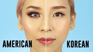 Here are the main differences I have noticed with Korean makeup VS Western makeup. If you can think of any other ones, let me know! Also if you have any ...