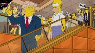 Video Gak Cuman Prediksi Donald Trump!! 10 Ramalan Kartun The Simpsons ini Juga Menjadi Kenyataan MP3, 3GP, MP4, WEBM, AVI, FLV Oktober 2018