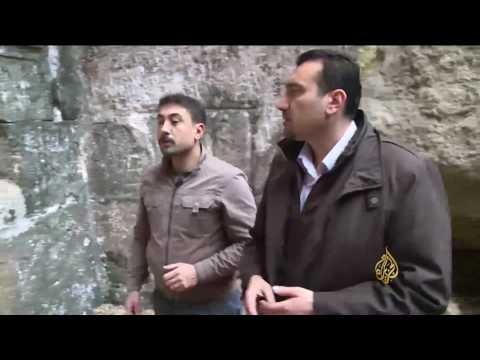 العرب اليوم - شاهد: مرسين التركية مدينة الكهوف والمغارات العجيبة