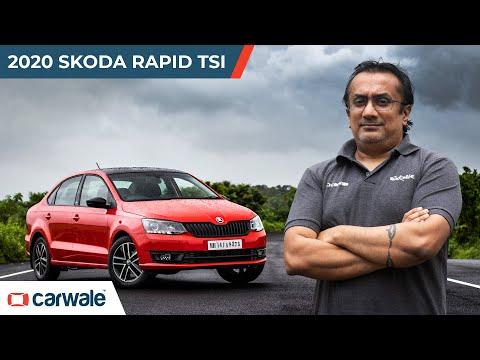Skoda Rapid TSI | Makes You Drive Like A Pro | CarWale