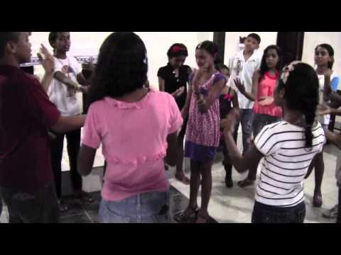 Irmã Chantal fala sobre os jovens de Serrano do Maranhão