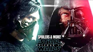 INSANE Episode 9 Spoilers Leaked! & More (Star Wars News)