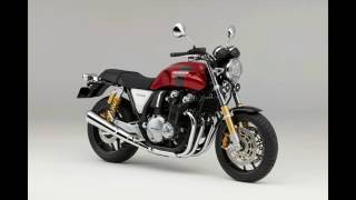 6. 2017 Honda CB1100 RS And CB1100 EX Preview