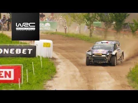 WRC/Rally Polonia especiales 13 -18