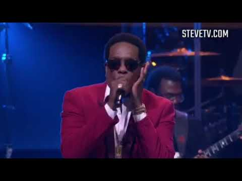"Snoop Dogg Feat. Charlie Wilson Performing  ""One More Day"" On Steve Harvey Show"