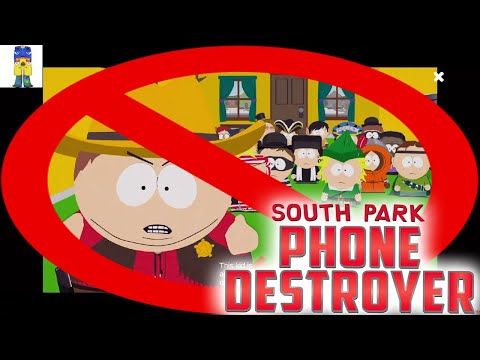 SOUTH PARK PHONE DESTROYER DECEPTIVE BUSINESS PRACTICES