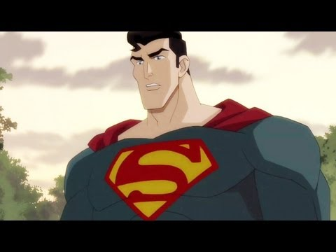 DC - Superman Unbound, based on Geoff Johns' 2008 Action Comics story arc, finds the Man of Steel squaring off against the planet-destroying alien machine, Braini...
