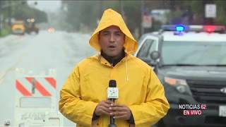 Sunland paralizado por las lluvias- Noticias 62 - Thumbnail