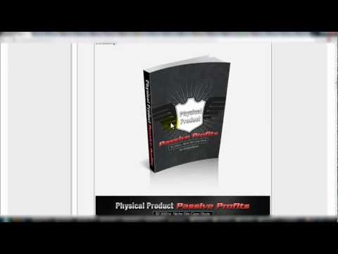 Physical Product Passive Profits – WSO Warrior Forum – Selling Physical Products Online