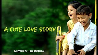 A Cute Love Story (Cover - Song - Ae Mere Humsafar,Aankho Me Ansu,Mix Song)