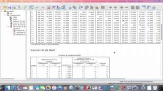 Análisis de conglomerados jerárquicos con SPSS