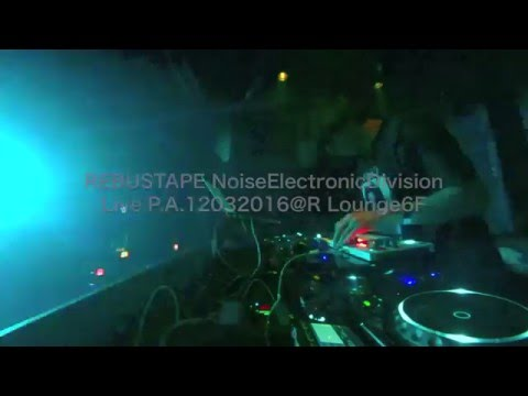 REBUSTAPE NoiseElectronicDivision LiveP.A.12032016