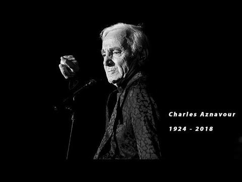 Πέθανε σε ηλικία 94 ετών ο Γάλλος τραγουδιστής Σαρλ Αζναβούρ…