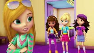 Video Polly Pocket full episodes | Crazy Race! 🌈Compilation | Kids Movies | Girls Movie MP3, 3GP, MP4, WEBM, AVI, FLV Maret 2019