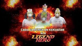 Video Legend Hero Gabungkan Kekuatan! || RTVlog Parody MP3, 3GP, MP4, WEBM, AVI, FLV September 2018