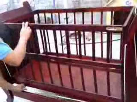 Cama cunas en madera videos videos relacionados con for Como hacer una cama de madera