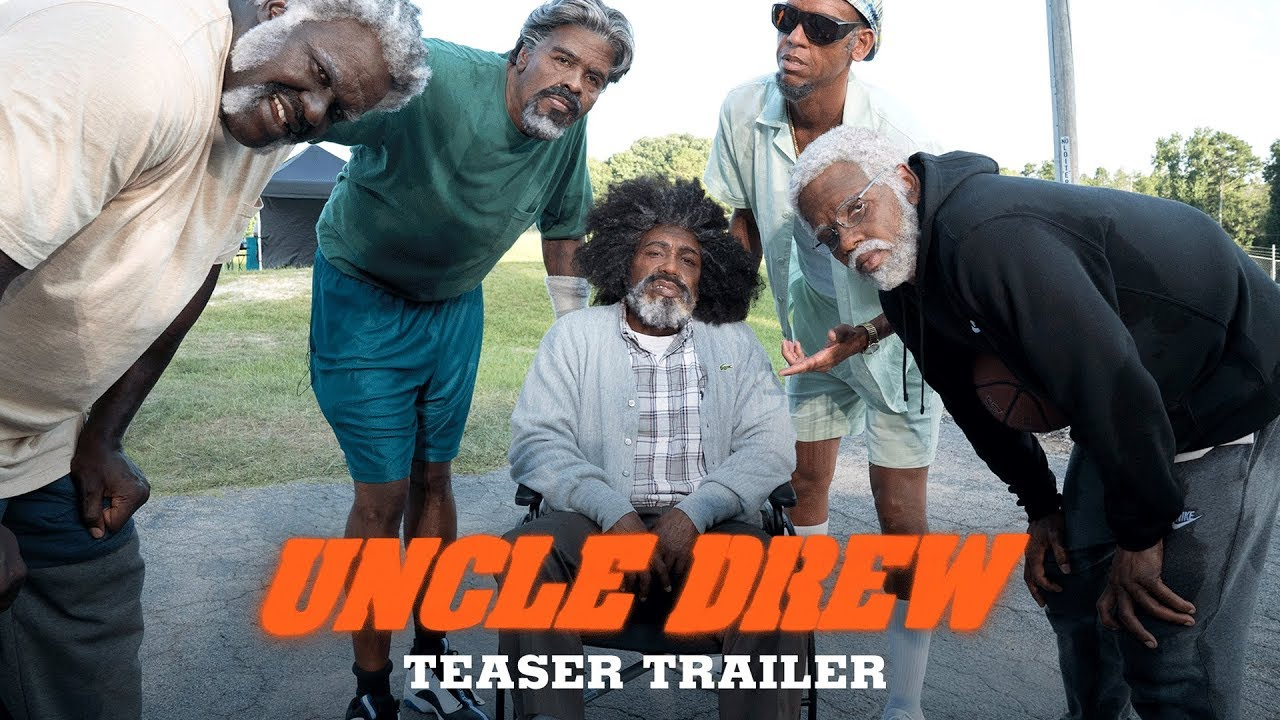 (Teaser Trailer) Respect Your Elders & Get Ready to get Buckets in NBA Star Kyrie Irving's 'Uncle Drew' with Shaquille O'Neal, Erica Ash & Ensemble Cast
