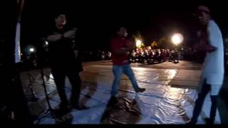 Zero One - ANJING ( Live Papsmul - Superherro -Superboys ) #rapcover Video