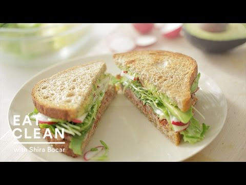 Chipotle-Avocado Summer Sandwich Recipe – Eat Clean with Shira Bocar