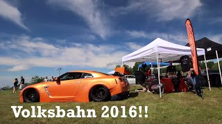 DITL #6: Volksbahn 2016! (Car Show & Driven to Cure GTR!) by Ignition Tube