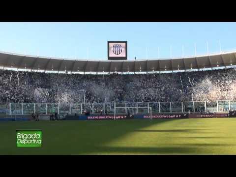 Video - Recibimiento TALLERES vs Belgrano 2012 - La Fiel - Talleres - Argentina