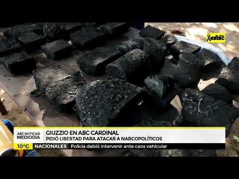 Giuzzio en ABC cardinal: futuro ministro pidió libertad para atacar.
