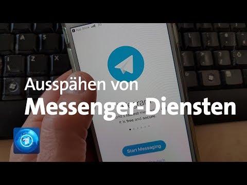 Verfassungsschutz soll Messenger hacken dürfen