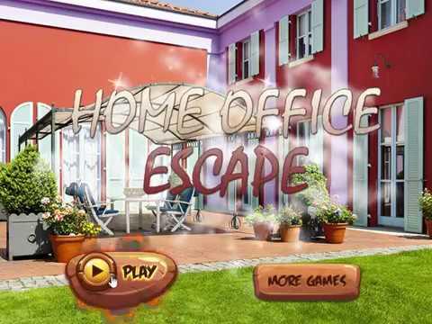 Home Office Escape walkthrough-365escape   Escapegames -room ...