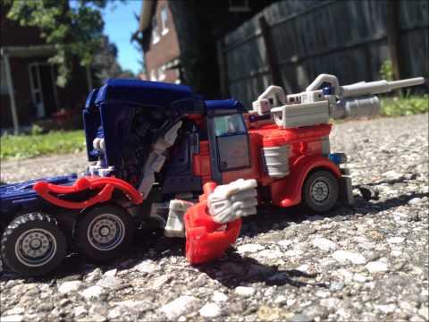 Transformers: Age of Extinction - Autobots Return Stop Motion