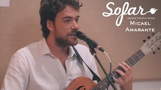 """Micael Amarante performing """"Baleia"""" at Sofar Rio de Janeiro on June 21st, 2017 Click here to come to a show in your city:..."""