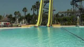 Salou Spain  city photo : Aquopolis Waterpark, La Pineda, Salou, Spain June 2009