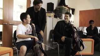 2Cellos and Regent Park School of Music Cover Billie Jean