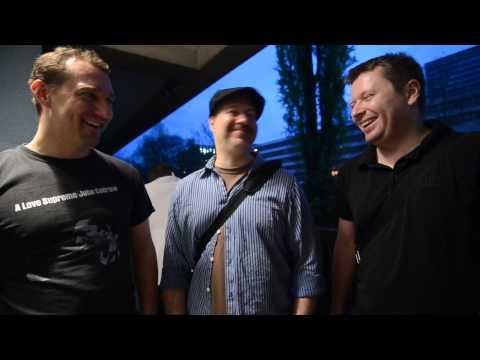 JAZZFESTBRNO2013 - 30.4. Charette/Štveráček/Šoltis Super Trio, Milo Suchomel Groove Sextet