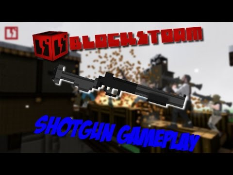 Shotgun Gameplay