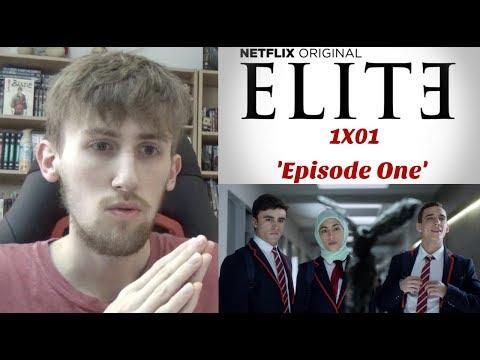 ELITE Season 1 Episode 1 Reaction